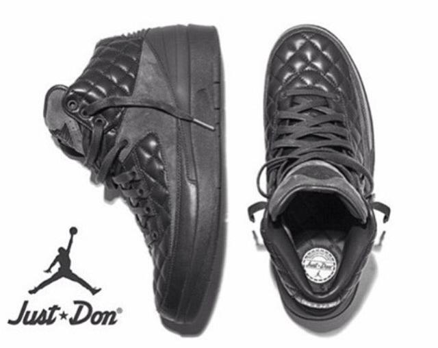 Air Jordan 2 Don C Fall 2015