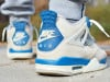 Air Jordan 4 Retro 89 Military Blue