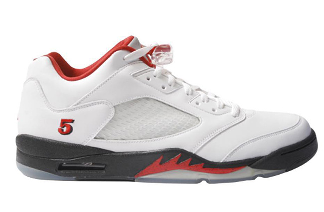 Air Jordan 5 Low Fire Red 2016 Release Date