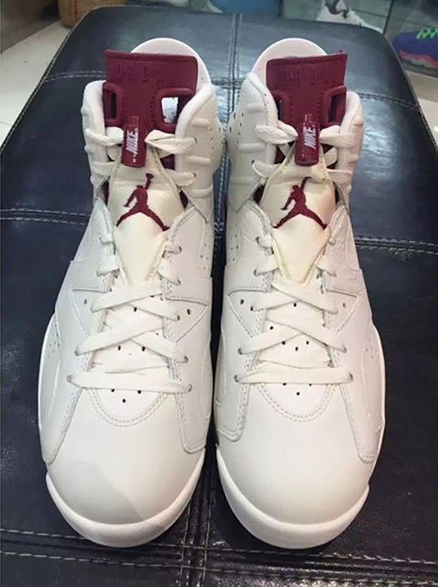 Air Jordan 6 Maroon 2015 Price