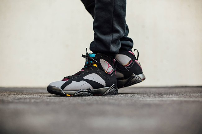 Air Jordan 7 Bordeaux 2015 | SneakerFiles