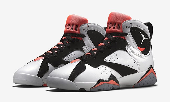 1837dadf0e29 Air Jordan 7 GS Hot Lava