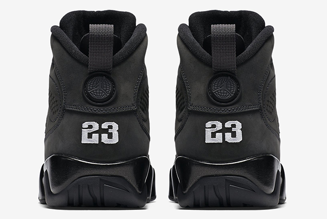 Air Jordan 9 Anthracite 2015