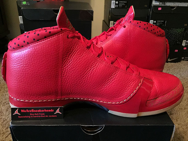 Air Jordan XX3 Chicago 2015