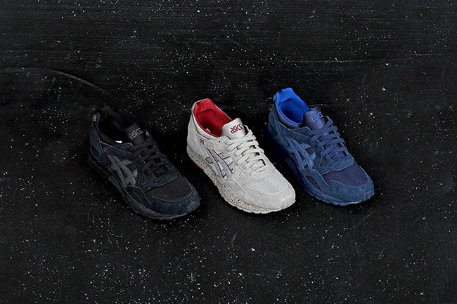 Asics Gel Lyte V Night Shade Pack