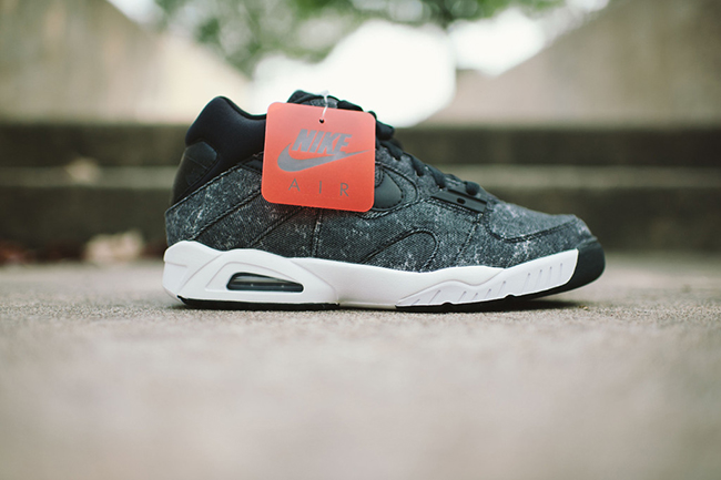 Nike Air Tech Challenge 3 Black Denim  55f16f983c