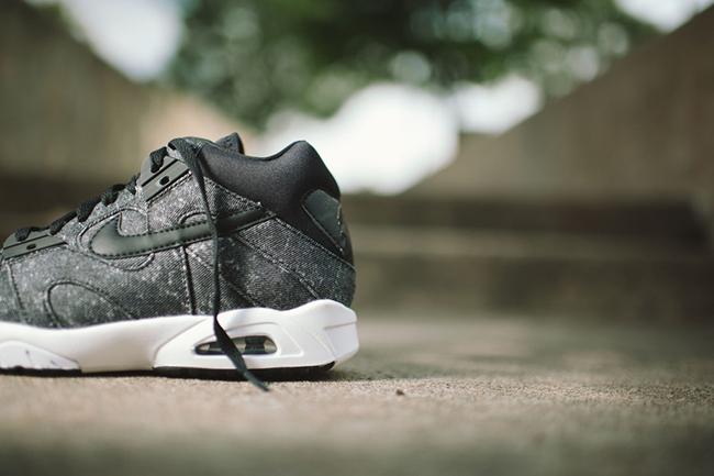 Nike Air Tech Challenge 3 Black Denim