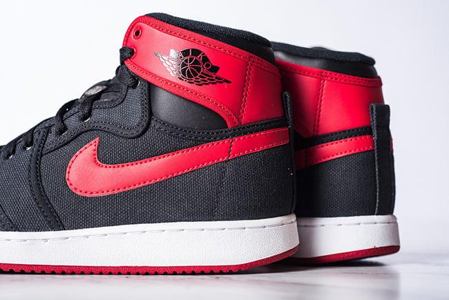 Air Jordan 1 KO High OG Bred 2015