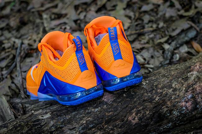 Nike LeBron 12 Low Bright Citrus