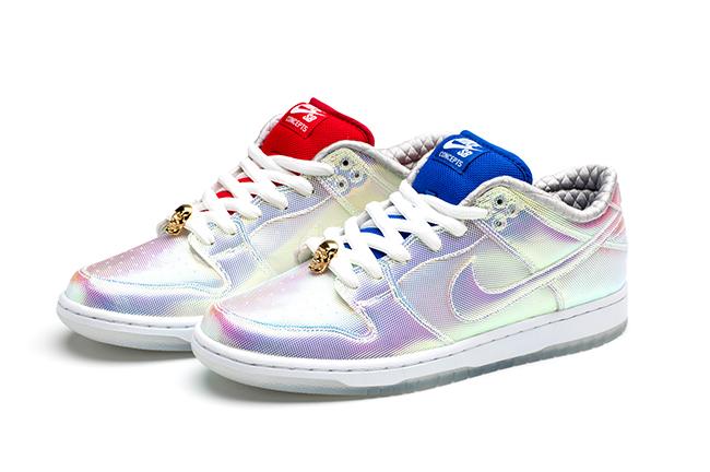 Concepts Nike SB Dunk Low Grail