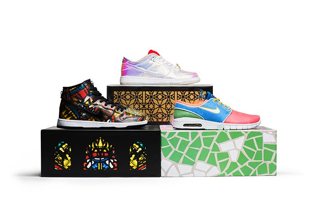 Concepts Nike SB Grail Collection