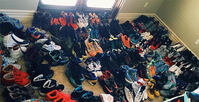 DeMarcus Cousins Sneaker Giveaway