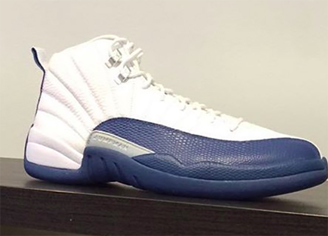 French Blue Air Jordan 12 2016