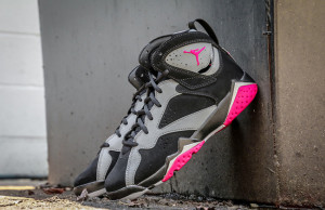 Air Jordan 7 GS Fuchsia Flash Girls