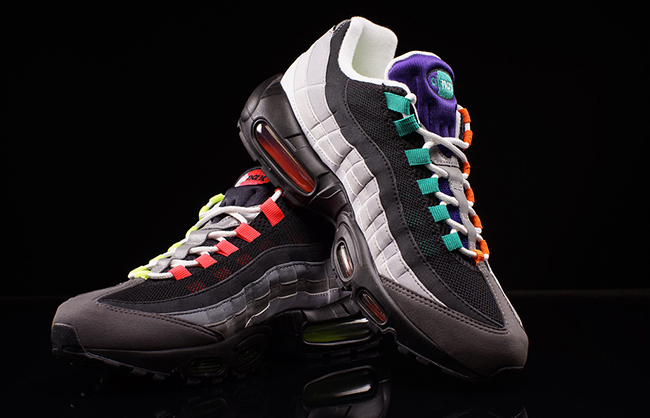 save off b263e 7533d ... 80%OFF More Images of the Nike Air Max 95 Greedy . ...