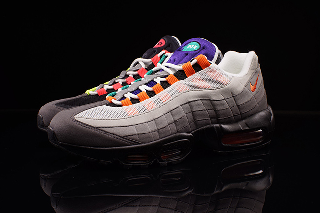 info for a67a8 4aa44 More Images of the Nike Air Max 95 Greedy 60%OFF
