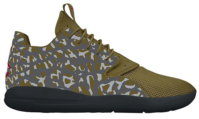 Jordan Eclipse Militia Green