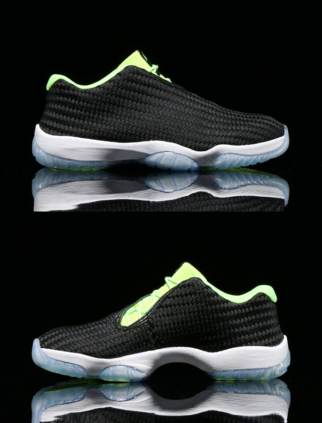 Jordan Future Low Ghost Green