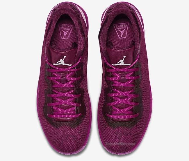 Jordan Super Fly 4 Bordeaux