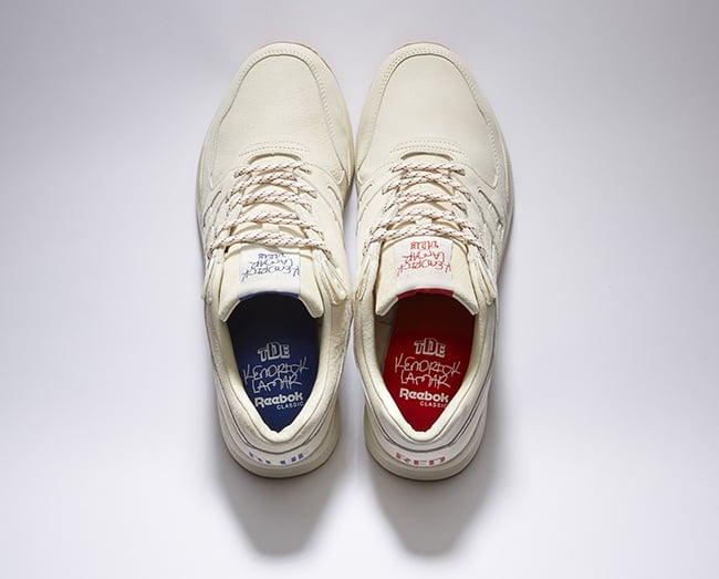 Kendrick Lamar Reebok Ventilator Sneakerfiles