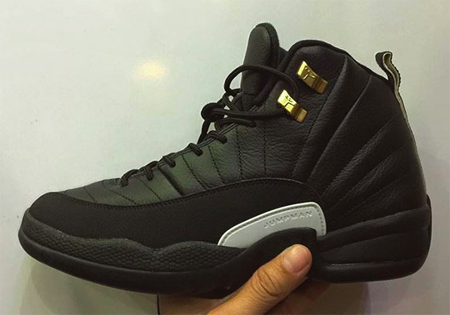 Kids Air Jordan 12 The Master