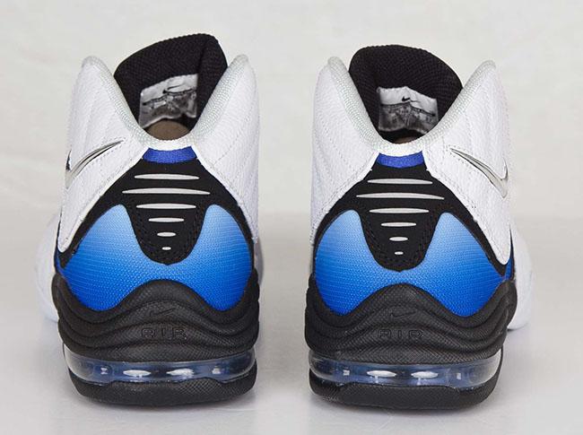 c7cef4572300 Nike Air 3 LE Kevin Garnett White Blue 2015