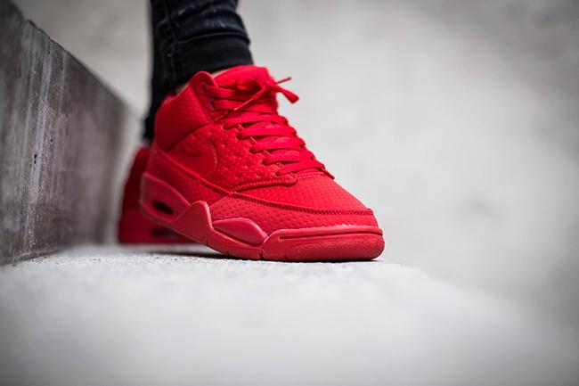 Nike Air Flight Classic University Red