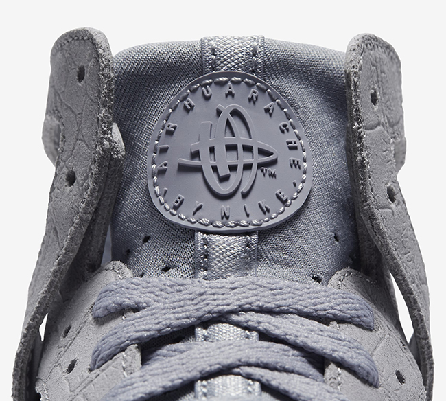 Nike Air Flight Huarache Grey Croc