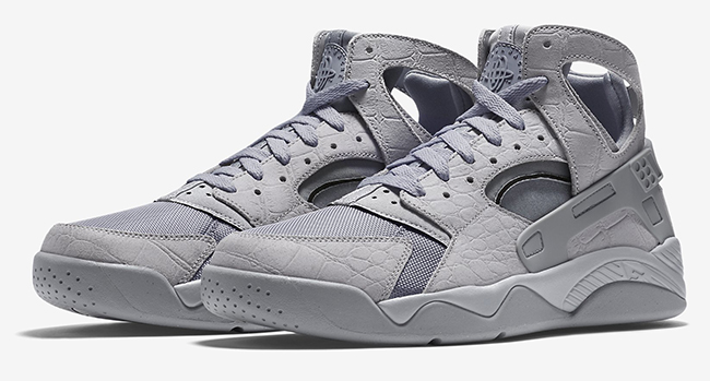 Nike Air Flight Huarache Grey Croc