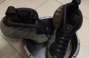 Nike Air Foamposite One Olive Release Date