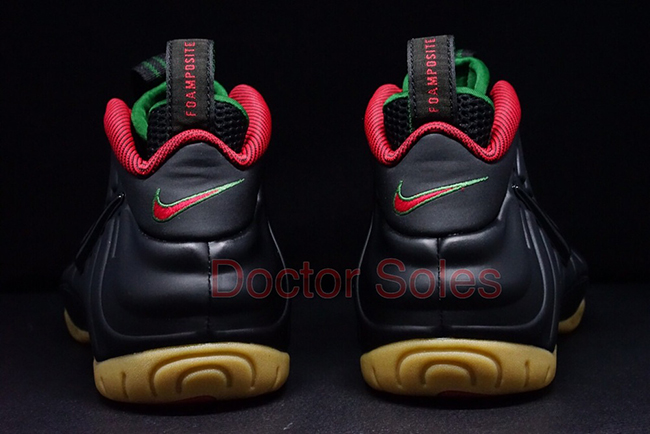 Nike Air Foamposite Pro Gucci Release Date