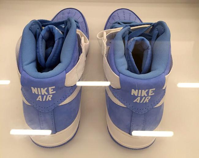 Nike Air Force 1 High OG Blue White