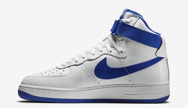Nike Air Force 1 High OG White Blue