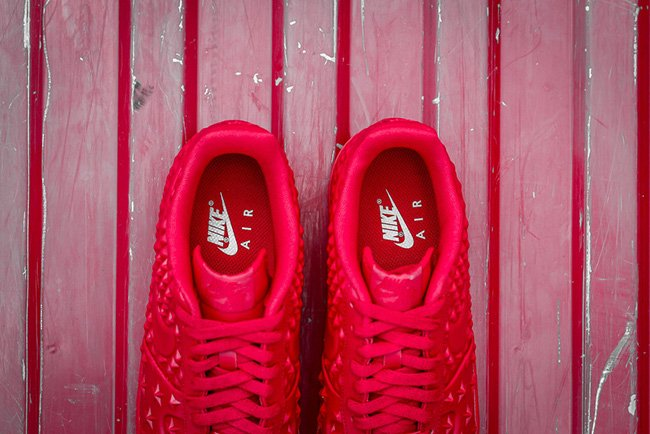 Nike Air Force 1 Low Red Stars
