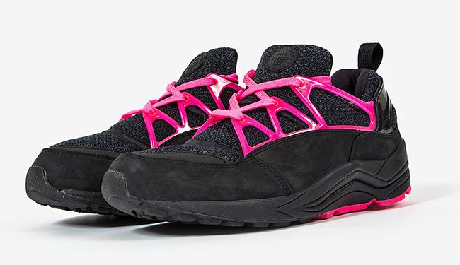 c5081b831576e Nike Air Huarache Light FC Black Pink