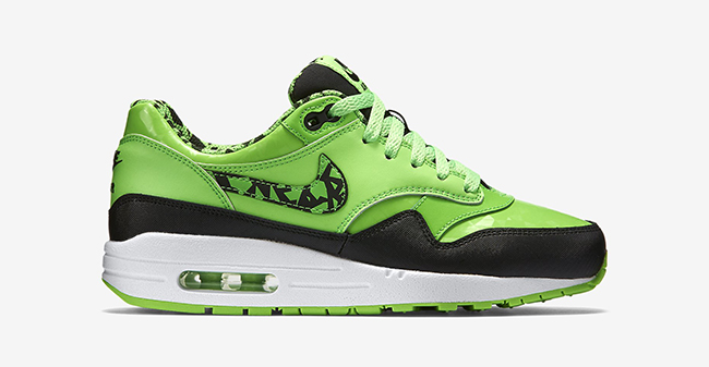 nike air max 1 fb green strike