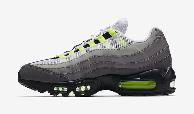 sale retailer f1fee be7b4 Nike Air Max 95 3M Neon | SneakerFiles