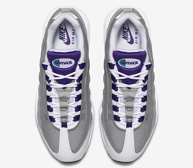 Nike Air Max 95 Grape 2015