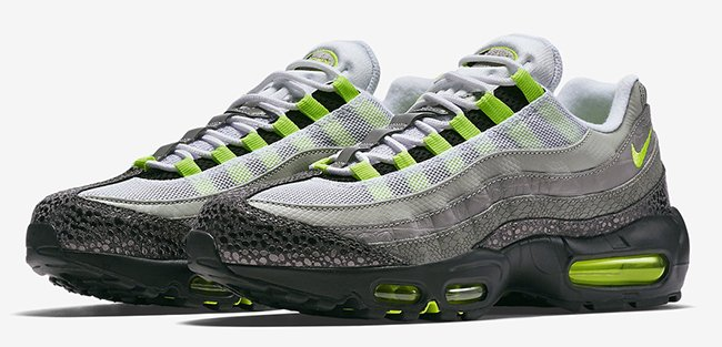 Nike Air Max 95 Neon Safari | SneakerFiles