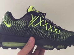 Nike Air Max 95 Ultra Jacquard Black Volt