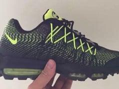 Nike Air Max 95 Ultra Jacquard Black Volt