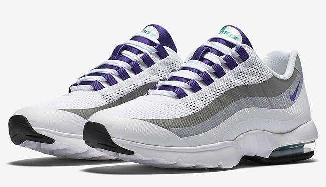 Nike Air Max 95 Ultra WMNS Grape SneakerFiles  SneakerFiles