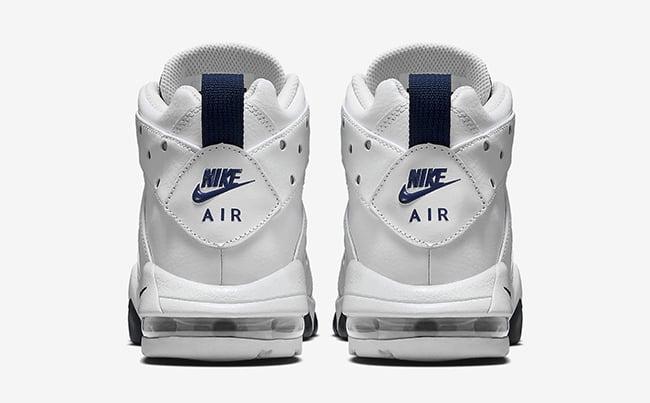 Nike Air Max2 CB 94 GS White Metallic Silver