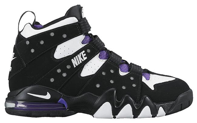 Nike Air Max2 Cb 94 Tribunal Violet Hommes De Basket-ball