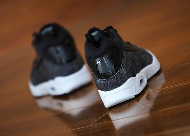 Nike Air Tech Challenge 3 Black Denim