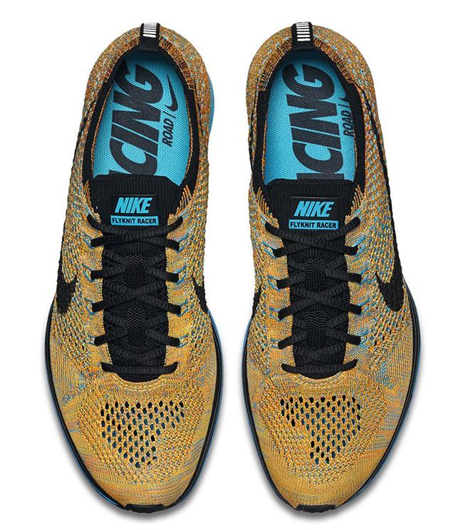 Nike Flyknit Racer Sherbet