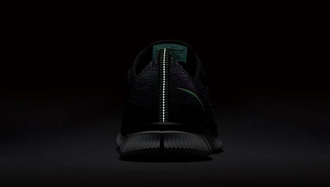 Nike Free Flyknit NSW Grape