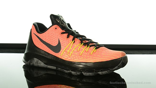 Nike KD 8 Hunts Hill Sunrise