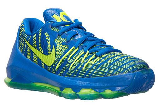 Nike KD 8 Hyper Cobalt Kids