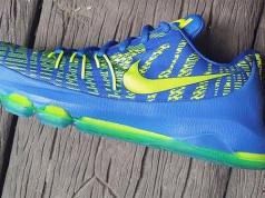 Nike KD 8 Hyper Cobalt Volt